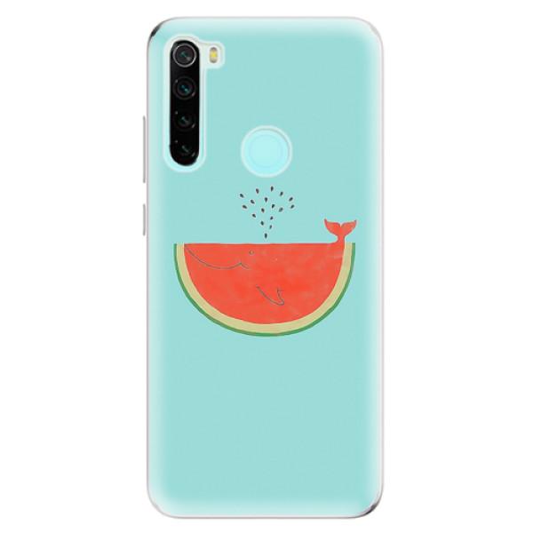 Odolné silikonové pouzdro iSaprio - Melon - Xiaomi Redmi Note 8
