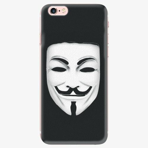 Silikonové pouzdro iSaprio - Vendeta - iPhone 7