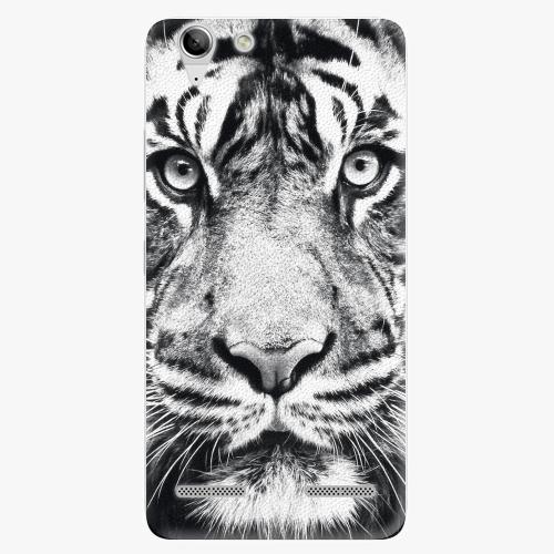 Plastový kryt iSaprio - Tiger Face - Lenovo Vibe K5