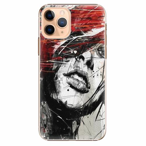 Plastový kryt iSaprio - Sketch Face - iPhone 11 Pro