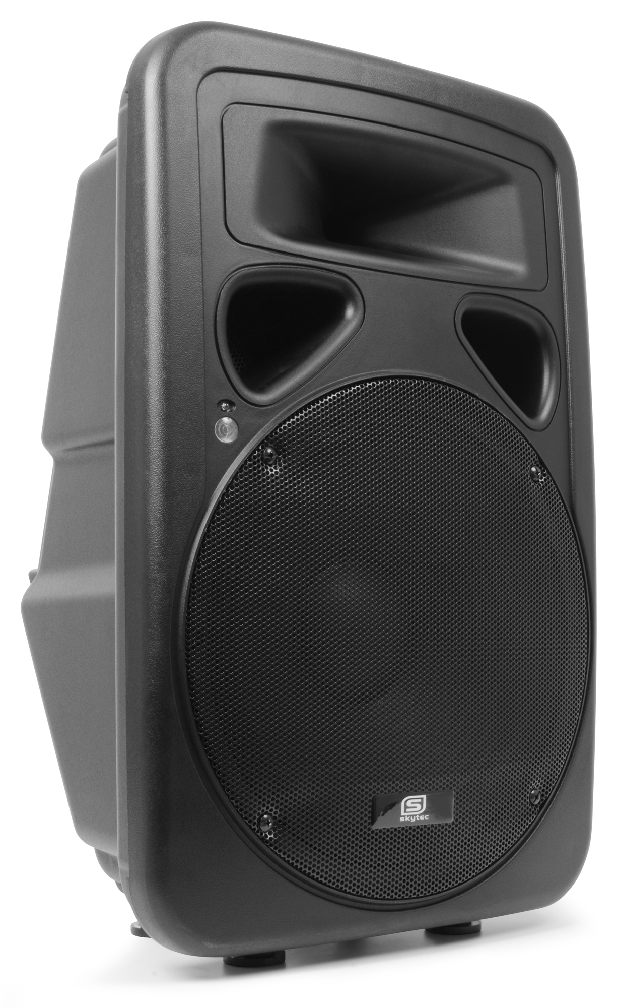 "Skytec JPA-15, aktivní 15"" reprobox MP3-Bluetooth 200W"