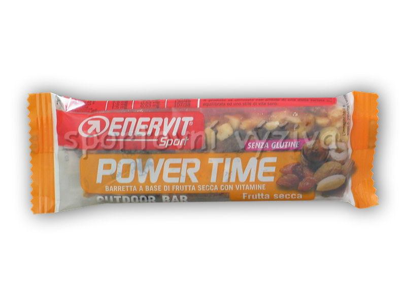 Power Time outdoor bar 35g gluten free-orisky-ovoce