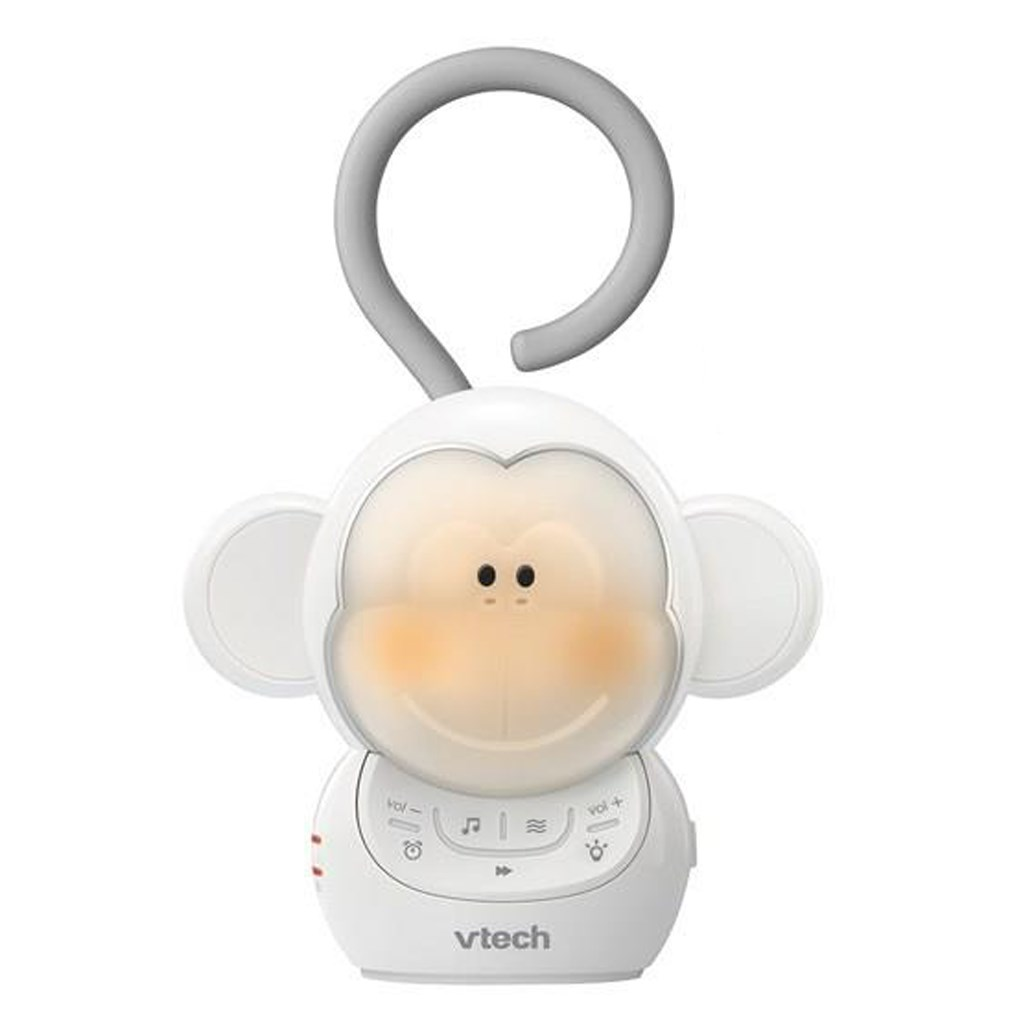 Uspávací opička Vtech ST1000 - bílá