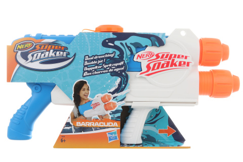 Nerf SuperSoaker Barracuda TV 1.5. - 30.8.2021