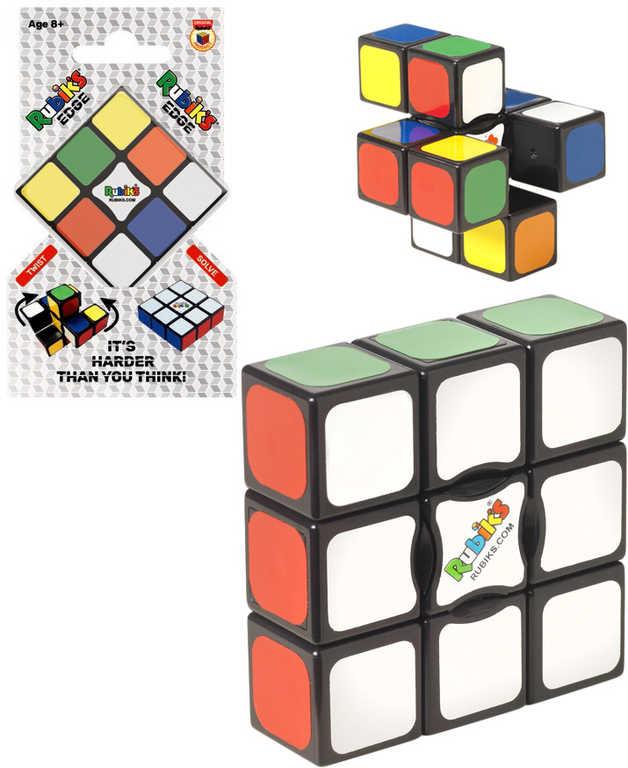 HRA Kostka Rubikova Edge 3x3x1 hlavolam 9 dílků plast