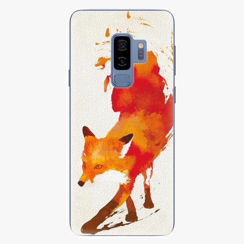 Plastový kryt iSaprio - Fast Fox - Samsung Galaxy S9 Plus