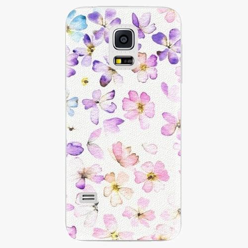 Plastový kryt iSaprio - Wildflowers - Samsung Galaxy S5 Mini