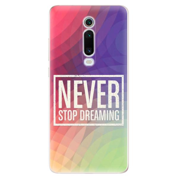 Odolné silikonové pouzdro iSaprio - Dreaming - Xiaomi Mi 9T Pro