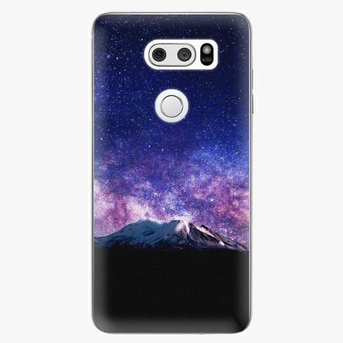 Plastový kryt iSaprio - Milky Way - LG V30