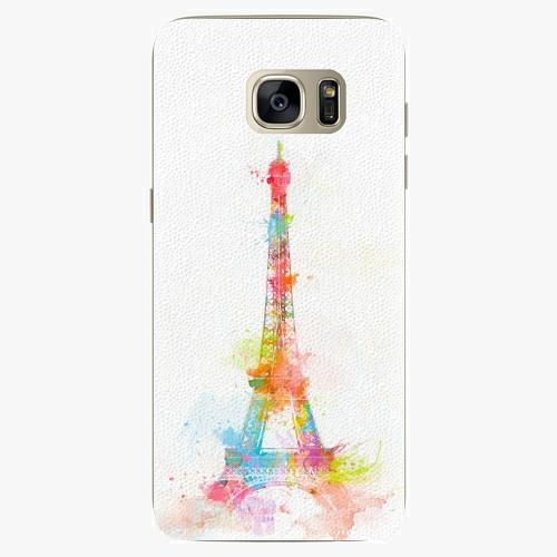 Plastový kryt iSaprio - Eiffel Tower - Samsung Galaxy S7