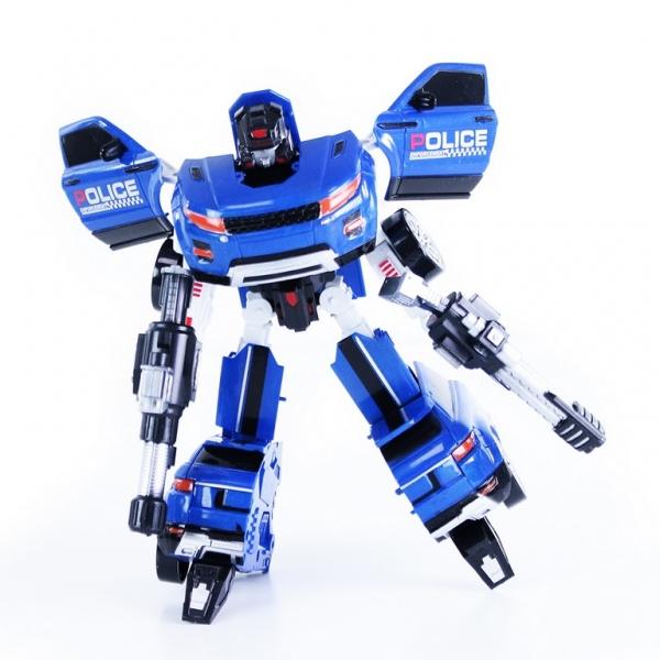Auto / robot policie rozkládací
