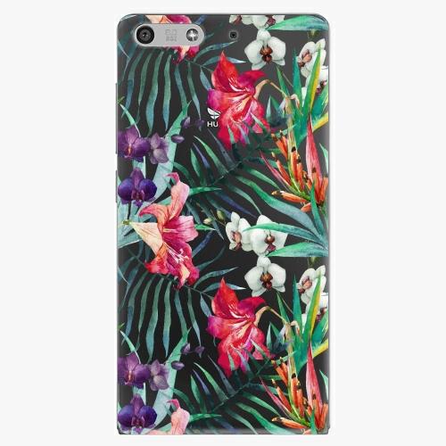 Plastový kryt iSaprio - Flower Pattern 03 - Huawei Ascend P7 Mini