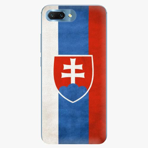 Plastový kryt iSaprio - Slovakia Flag - Huawei Honor 10