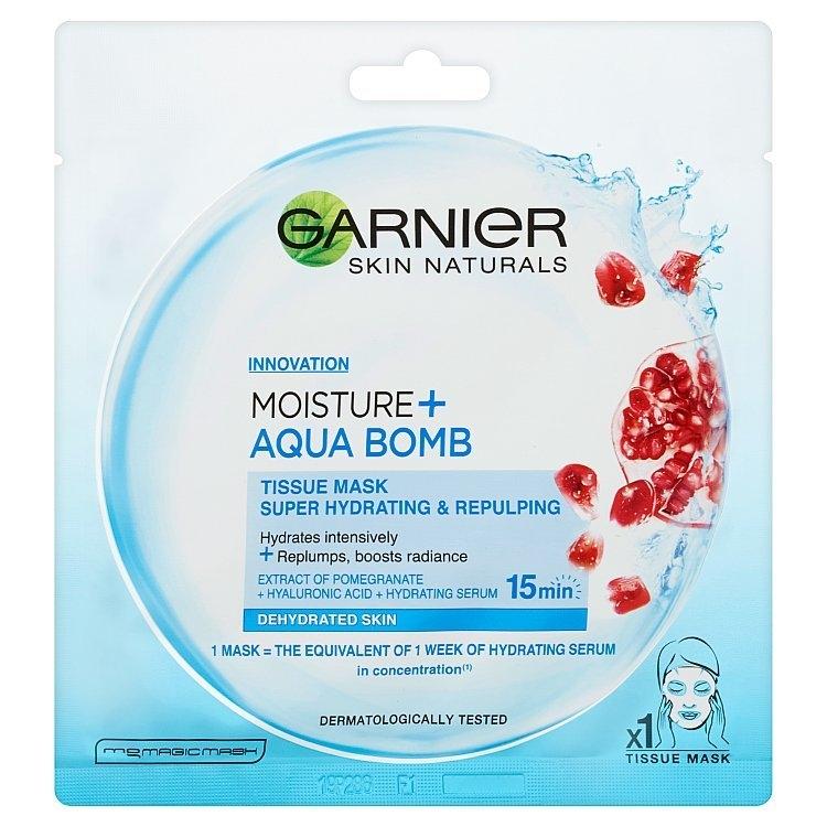 Moisture&Aqua Bomb superhydratační vyplňující maska 1x32 g