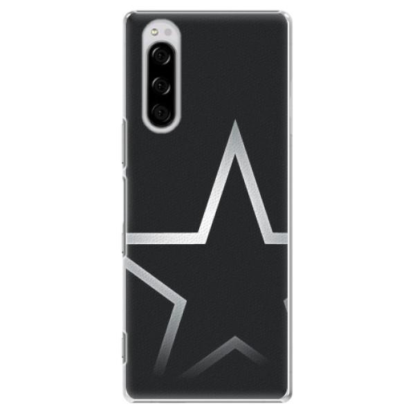 Plastové pouzdro iSaprio - Star - Sony Xperia 5