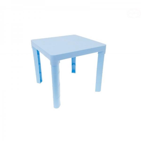 Tega dětský plastový stůl - modrý