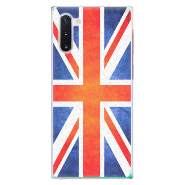 Plastové pouzdro iSaprio - UK Flag - Samsung Galaxy Note 10