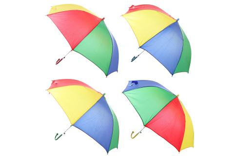 Deštník barevný vystřelovací