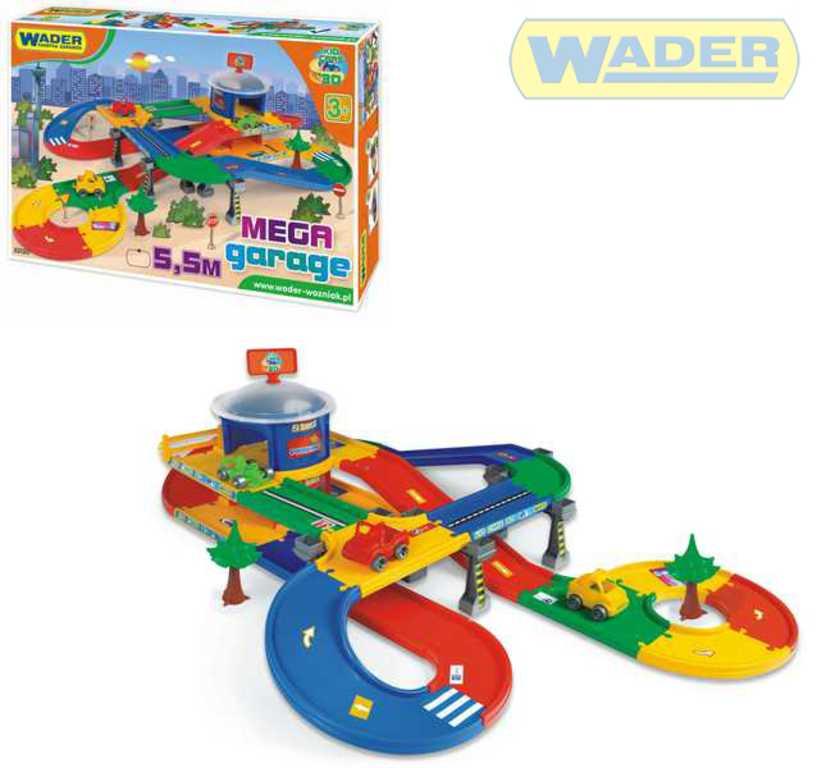 WADER Kid cars 3D speciál 53130