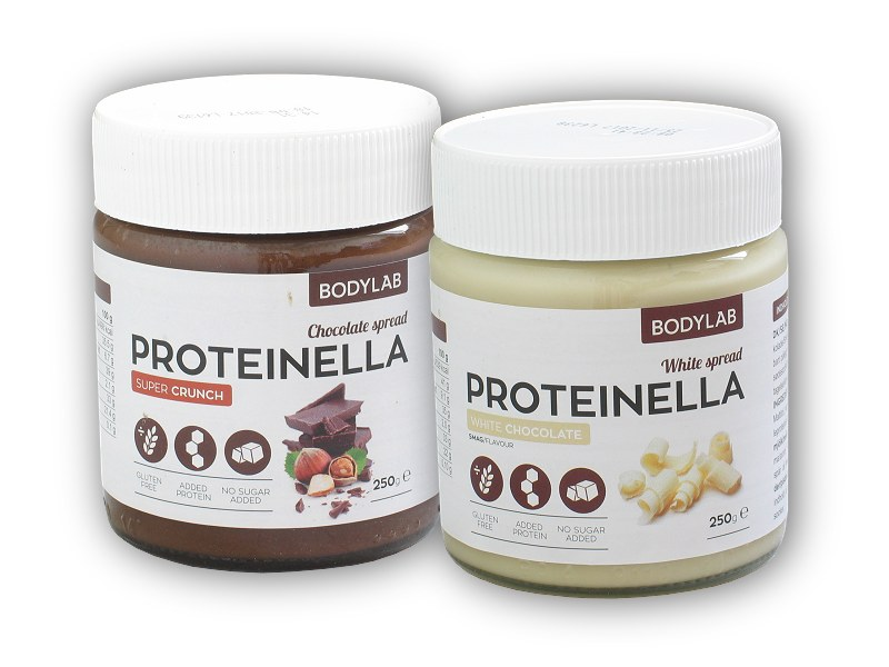 Proteinella - 250g-white-chocolate