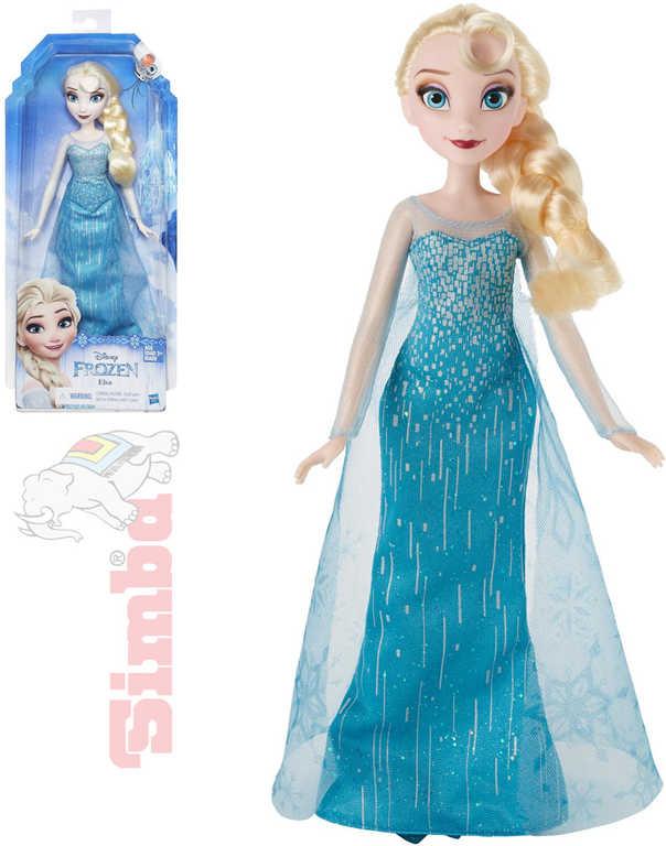 MATTEL Panenka Elsa z Arendelle Frozen (Ledové Království)
