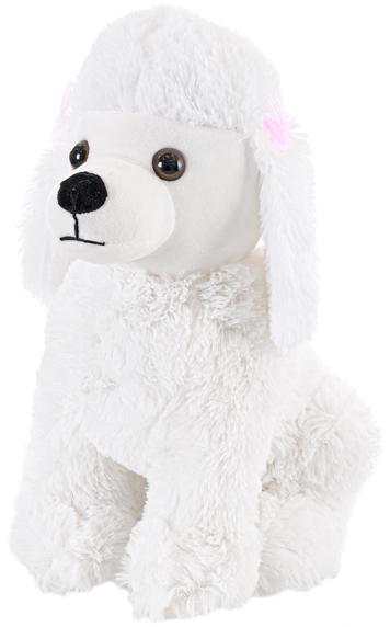 PLYŠ Pes plyšový 35cm sedící *PLYŠOVÉ HRAČKY*