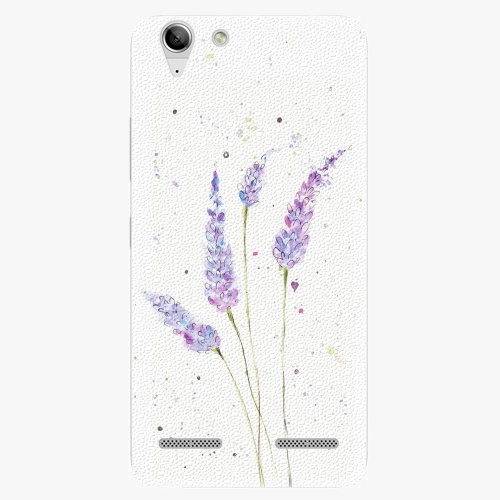Plastový kryt iSaprio - Lavender - Lenovo Vibe K5