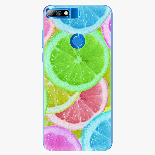 Plastový kryt iSaprio - Lemon 02 - Huawei Y7 Prime 2018