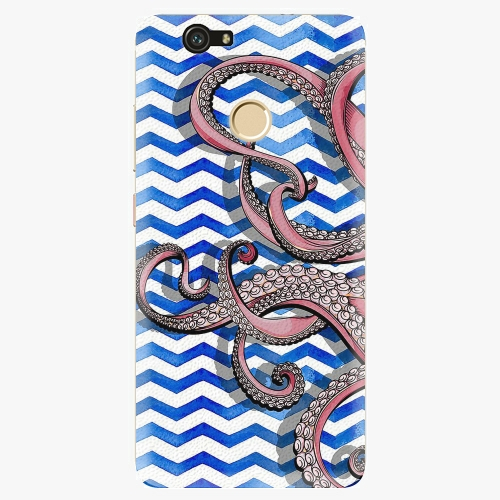 Plastový kryt iSaprio - Octopus - Huawei Nova