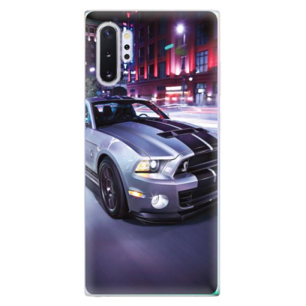Odolné silikonové pouzdro iSaprio - Mustang - Samsung Galaxy Note 10+
