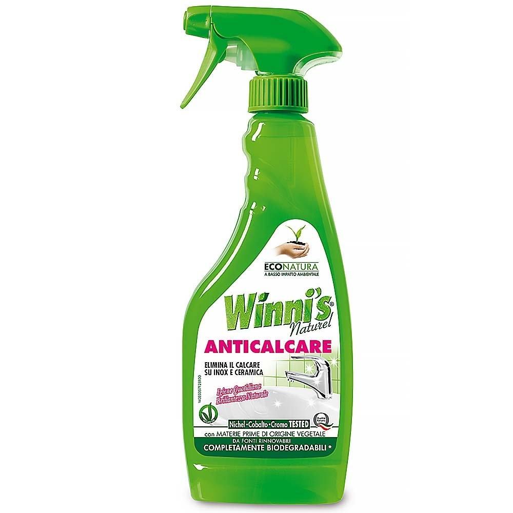 Naturel Anticalcare čistící prostředek na vodní kámen 500 ml