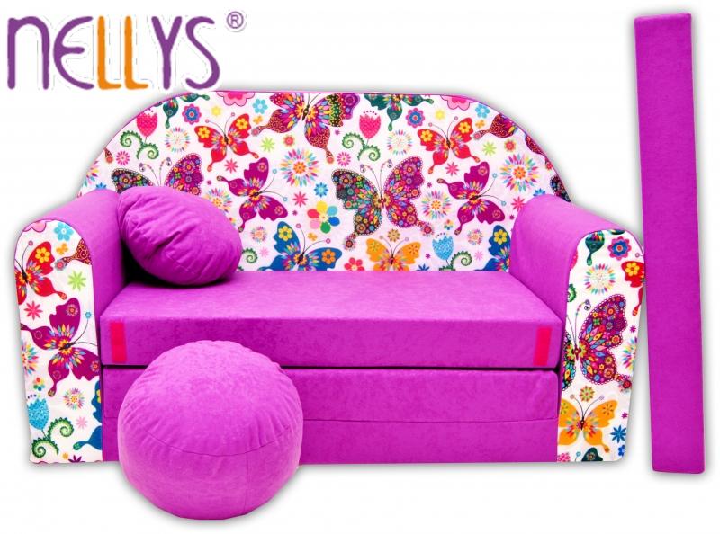 rozkladaci-detska-pohovka-nellys-74r-motylci-ve-fialove