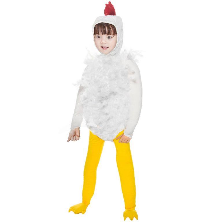 Dětský kostým kuřete - velikost XS