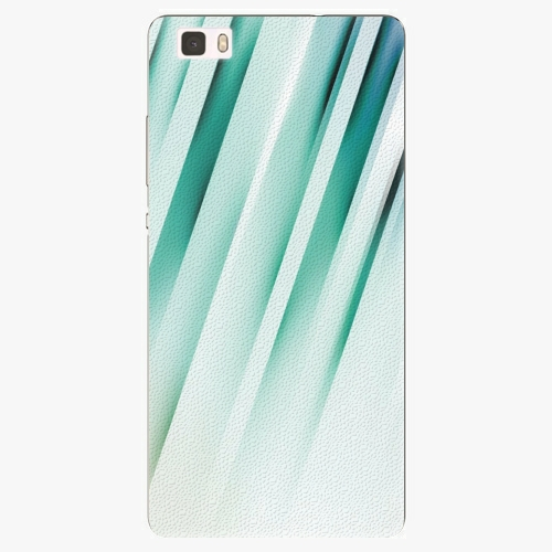Plastový kryt iSaprio - Stripes of Glass - Huawei Ascend P8 Lite