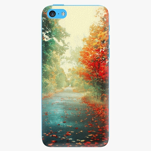Plastový kryt iSaprio - Autumn 03 - iPhone 5C