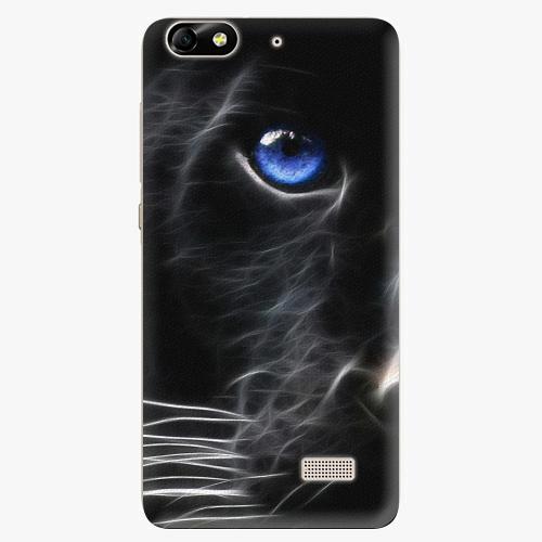 Plastový kryt iSaprio - Black Puma - Huawei Honor 4C