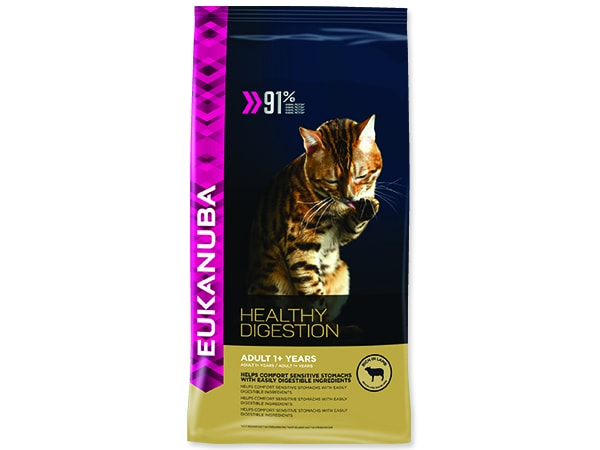 EUKANUBA Cat Adult Healthy Digestion 4kg