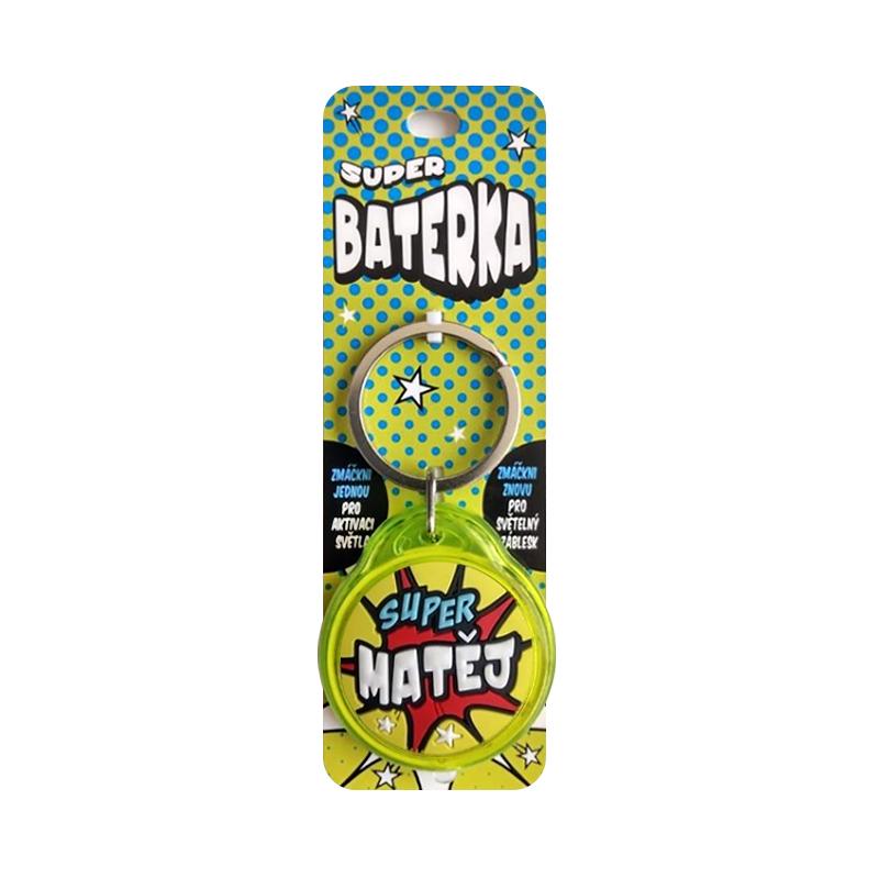 Super baterka - Matěj