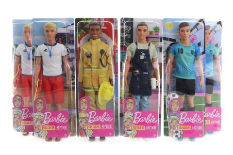 Barbie Ken povolání FXP01