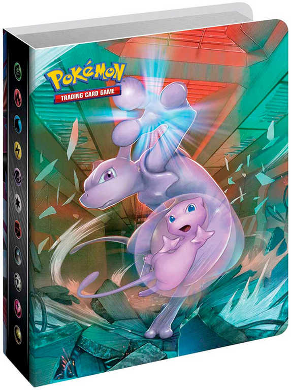 ADC HRA Pokémon SM11 Unified Minds set album pro 60 karet + SM10 Booster pack
