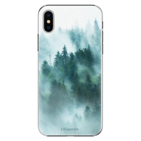Plastové pouzdro iSaprio - Forrest 08 - iPhone X
