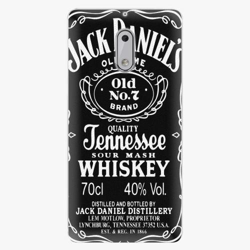 Plastový kryt iSaprio - Jack Daniels - Nokia 6