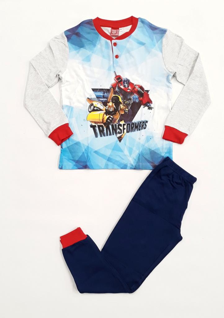 Chlapecké pyžamo Disney PL16154 10 Šedá
