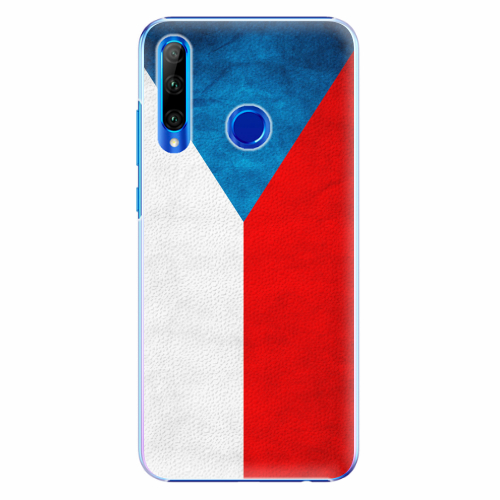 Plastový kryt iSaprio - Czech Flag - Huawei Honor 20 Lite