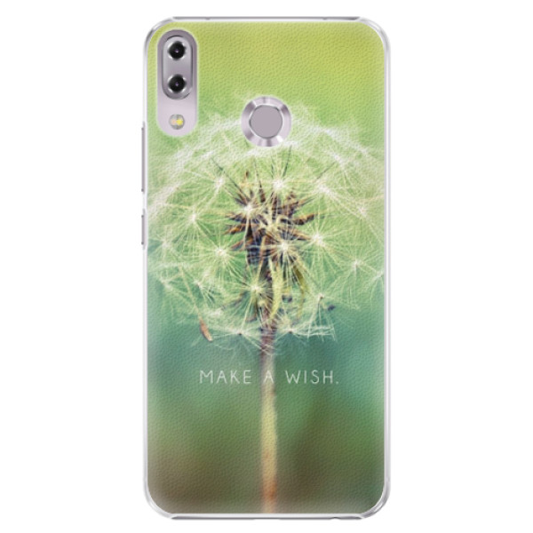 Plastové pouzdro iSaprio - Wish - Asus ZenFone 5 ZE620KL