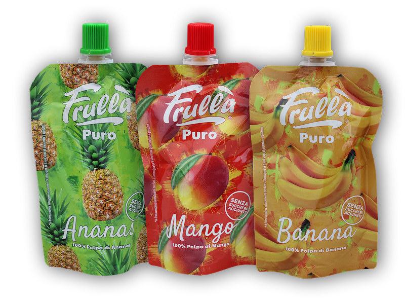 Frulla Pure ovocná přesnídávka