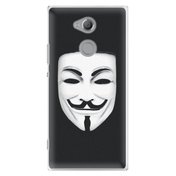 Plastové pouzdro iSaprio - Vendeta - Sony Xperia XA2 Ultra