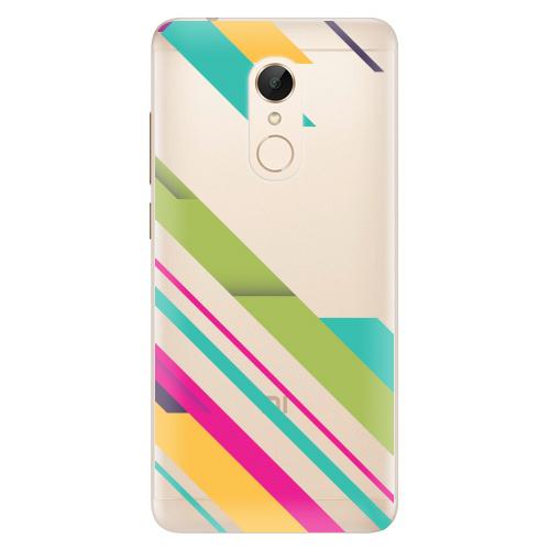 Plastový kryt iSaprio - Color Stripes 03 - Xiaomi Redmi 5