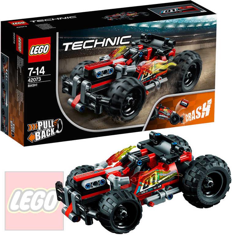 LEGO TECHNIC Červená bugina 42073