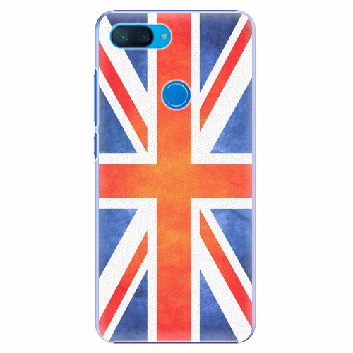 Plastový kryt iSaprio - UK Flag - Xiaomi Mi 8 Lite